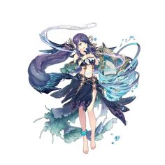 """Little Mermaid"" SINoALICE"