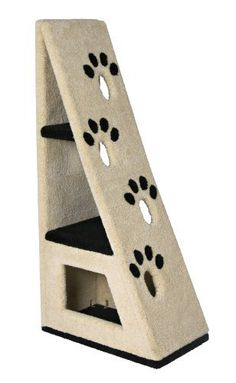 Trixie Lazaro Cat Tower by TRIXIE Pet Products, http://www.amazon.com/dp/B0045C30L0/ref=cm_sw_r_pi_dp_U5V7rb0M6M6KA