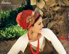 Autumm Sinar Tichel, headscarf, Headcovering, tichel, apron tichel, bandana,