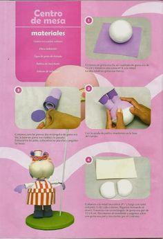 Doctora juguetes en foamy 3D
