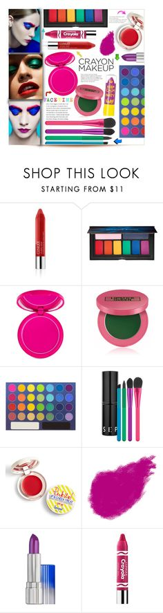 """""""FACE TIME"""" by mmk2k ❤ liked on Polyvore featuring beauty, Clinique, Smashbox, Sigma, Lipstick Queen, Sephora Collection, Rimmel, Supergoop!, Bobbi Brown Cosmetics and Estée Lauder"""