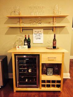 NewAir Wine Cooler and Refrigerator, 28 Bottle Freestanding Wine Chiller Fridge, Stainless Steel with Glass Door, Wine Bar, Dining, Cooler, Cabinet, Home Decor, Kitchen Cabinet Remodel, Kitchen, Kitchen Dining, Wine Cooler