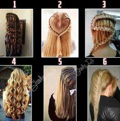 Neat braids n waves