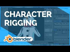 Character Rigging - Blender Fundamentals - YouTube