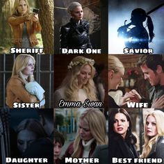 Emma SwanYou can find Emma swan and more on our website. Once Upon A Time Funny, Once Up A Time, Best Tv Shows, Best Shows Ever, Movies Showing, Movies And Tv Shows, Ouat Cast, Colin O'donoghue, Jennifer Morrison