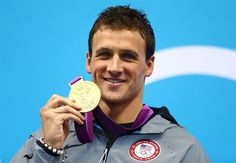 Lochte Over Phelps: 400m IM Final - Swimming Slideshows (Photo: Al Bello / Getty Images) #NBCOlympics