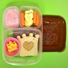 BentOnBetterLunches: A Lunch fit for a Queen...