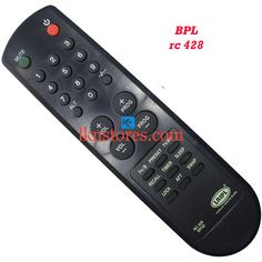 Buy remote suitable for BPL Tv Model: RC 428 at lowest price at LKNstores.com. Online's Prestigious buyers store.