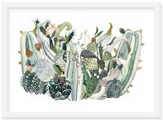 Michelle Morin, Cactus Nest