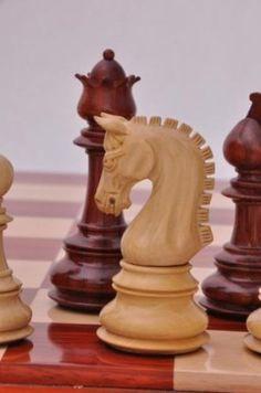 Kangi Chess pieces, handmade in India