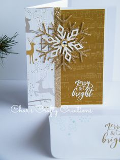CTMH Oh Deer! card by Char`s Crafty Creations.