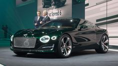 Bentley two-seater could be an EV | Top Gear