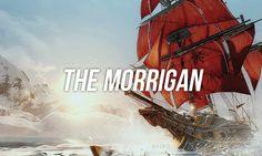 Morrigan, Captain Shay Patrick Cormac