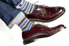 Striped Socks by American Trench
