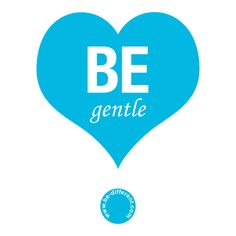 Be Gentle www.be-different.com Company Logo, Peace, Logos, Calm, Organic, Logo, World, Legos