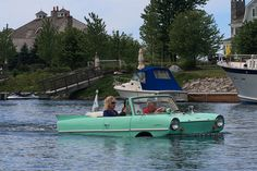 amphicar by northernlightphotograph, via Flickr