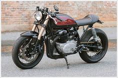 Honda CB550 by Cognito Moto