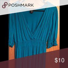 Size 10 dress. Argenti blue dress. Size 10. Dresses Maxi