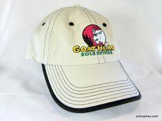Goat Head Gear Logo Cap $21.95
