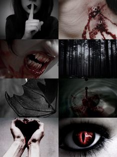 Vampire Aesthetic || Please give credit if posted anywhere! Thank you. **Please note all of these are posted on my iFunny**