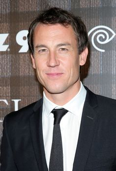 Tobias Menzies Actor Tobias Menzies attends the 'Outlander' series screening at 92nd Street Y on July 28, 2014 in New York City.