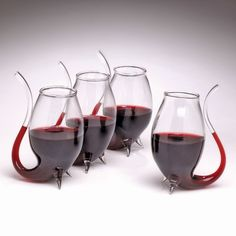 Port & Wine Sippers set of 4 $27.80