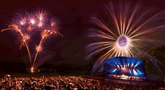 Tatton Park Picnic Concerts despite our appalling weather we love the great outdoors experience!