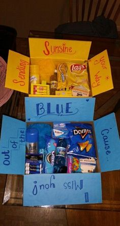 Diy Christmas Gifts For Sisters Care Packages 63 Trendy Ideas