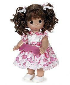 Кукла Сердце, брюнетка Precious Moments со скидкой 0%