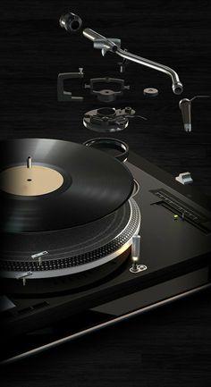 Home Music, Dj Music, Music Stuff, Vinyl Record Player, Record Players, Vinyl Records, Platine Vinyle Thorens, Dj Gear, Vinyl Junkies