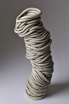 Ferri Farahmandi Ceramics - Gallery 3 Coiled sculptures