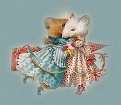 Vera Mouse celebration by Marjolein Bastin