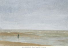 James McNeill Whistler - Sea and Rain by artimageslibrary, via Flickr