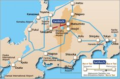 Access to Kamikochi