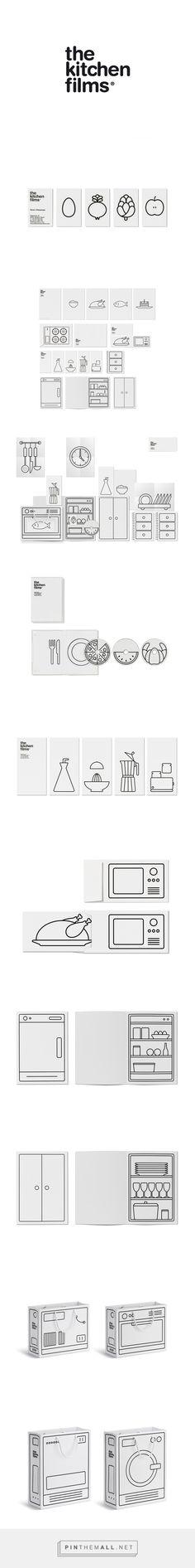 Branding : The Kitchen Films by Jorge Alavedra – AMS Design Blog - created via https://pinthemall.net