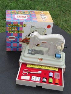 Máquina de coser de Eureka