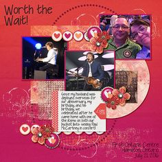 My husband and I seeing Paul McCartney in Concert! Made with: Template: Showcase Quad by Christaly http://www.thedigichick.com/shop/Showcase-Quad-Templates.html Kit: Going the Distance by JB Studio https://www.pickleberrypop.com/shop/product.php?productid=45855&page=1