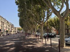 On the streets of Tarascon with @VikingRiver  about a 10 minute walk from #VikingLongships