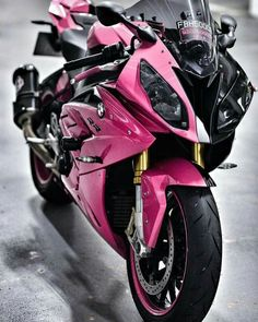 information and pictures for motorcycles Motorcycle Riding Gear, Moto Bike, Pink Bmw, Custom Sport Bikes, Bmw S1000rr, Yamaha Yzf R6, Car Accessories For Girls, Bike Style, Super Bikes