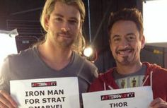 mtv.com: How One Dying Fan Brought The Avengers Back Together