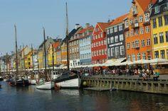 Kopenhagen (Denemarken) Gemaakt door Christien