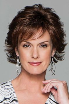 Carte Blanche by Eva Gabor Wigs - Lace Front, Hand Tied, Monofilament Wig Carte Blanche by Eva Gabor - Lace Front, Monofilament, Hand Tied Stacked Bob Hairstyles, Short Bob Haircuts, Curly Bob Hairstyles, Short Hairstyles For Women, Curly Hair Styles, Medium Hairstyles, Female Hairstyles, Brunette Hairstyles, Braided Hairstyles