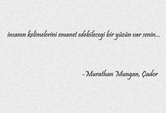 * Murathan Mungan * Çador Romanı
