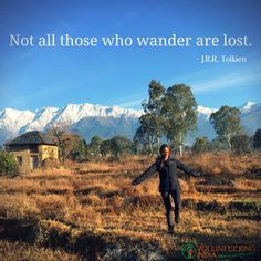 Volunteer Sare Bear in Palampur, Medical Program  #Wanderer #Wanderlust #Travel #Quote #TravelQuotes