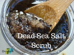 Sugar Scrub vs. Sea Salt Scrub