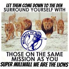 Millllllllllllllllllllllllllll Millwall Fc, Lions, Respect, History, Craft, People, Room, Men, Bedroom