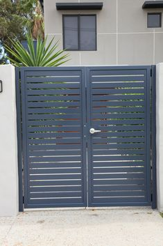Contact Simply Slat Fencing for Timber Effect Aluminium Slats, Powder Coated Aluminium Slats, Slat Gates, Automated Gates and Grill Gate Design, Steel Gate Design, Front Gate Design, Main Gate Design, House Gate Design, Door Gate Design, Fence Design, Side Gates, Front Gates