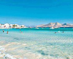 Isola di Koufonisia, Grecia