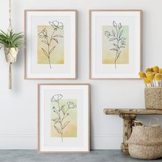 Geometric Circles Neutral Colors Botanical Line Leaves Canvas Art Prints – Tiptophomedecor What better way to give your home that eternal spring feeling than with these stunning Botanical Art Prints. #botanical #nature #plant #leaves #aesthetic #bohemian #boho #nordic #nordicinterior #scandinavian #simple #neutral #botanicalart #watercolorart #lineart #art #canvas #prints #wall #wall_decor #wall_art #homedecor #interior_design #home Home Decor Wall Art, Home Decor Bedroom, Living Room Interior, Kitchen Interior, Canvas Art Prints, Canvas Wall Art, Jungle Flowers, Geometric Circle, Botanical Prints