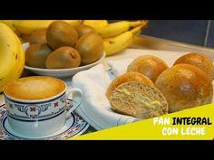 Pan Integral Fácil (CON LECHE) - YouTube